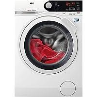 AEG L7FBE841 Machine à laver à charge frontale, 8 kg, 1400 tr/min, 51 décibels, blanc