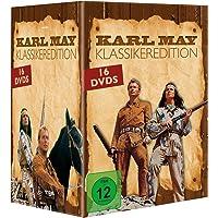 Karl May Klassiker-Edition [16 DVDs]
