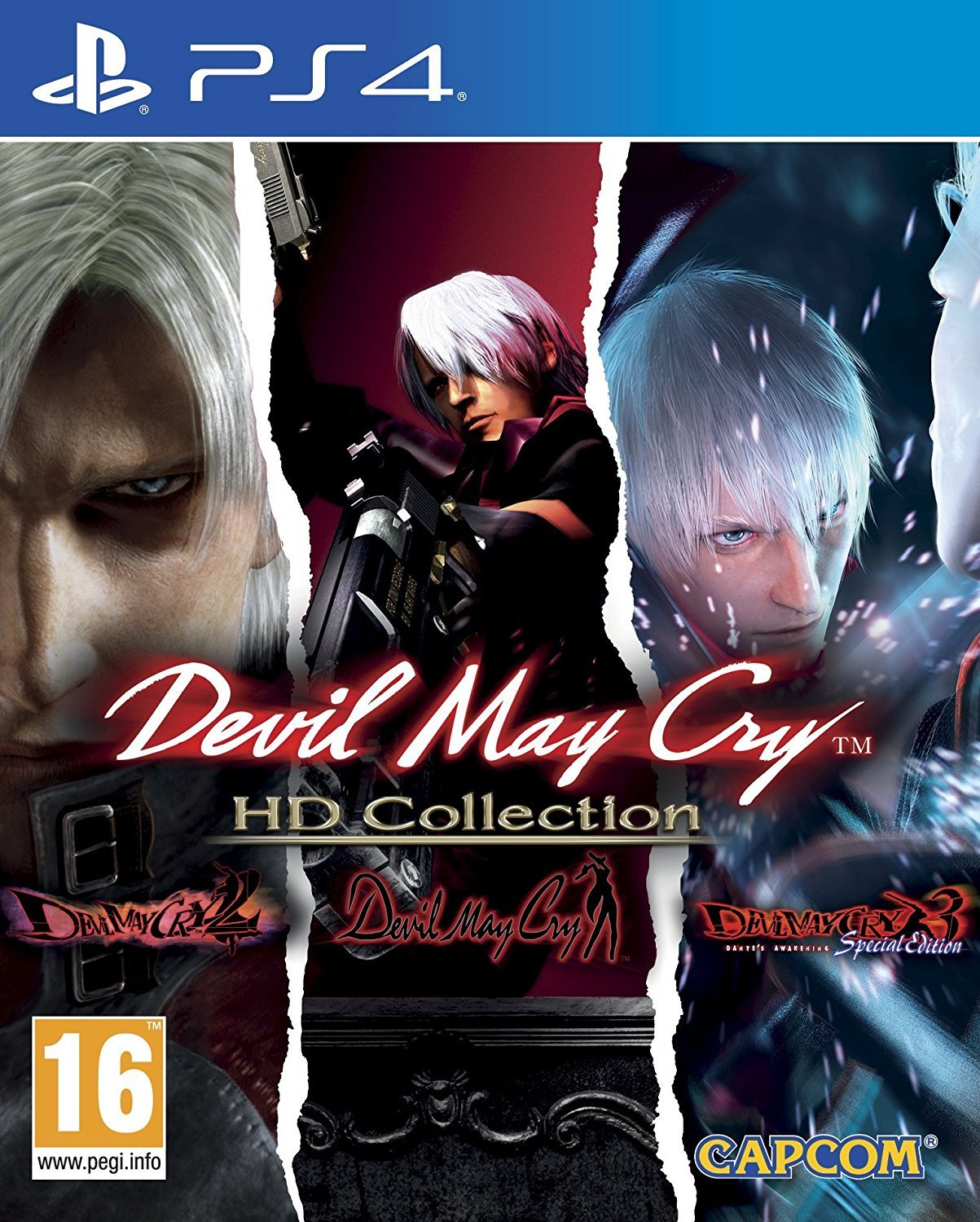 Devil May Cry: Collection HD