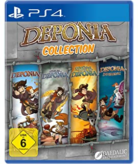 Deponia: The Complete Journey: Amazon.de: Games