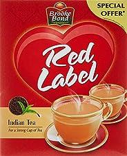 Brooke Bond Red Label Black Loose Tea, 375 gm
