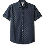 Amazon Essentials - Camiseta de manga corta con estampado para hombre