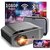 Videoprojecteur Full HD WiFi Bluetooth - Artlii ENERGON 2,Retroprojecteur 1080P natif,Soutiens 4K, Projecteur Compatible…