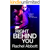Right Behind You: The must-read thriller with a twist you'll never see coming (Tom Douglas Thrillers Book 9)