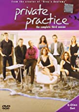 Private Practice: Season 3 DVD