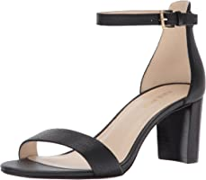 Nine West Women's Pruce Leather Sandal