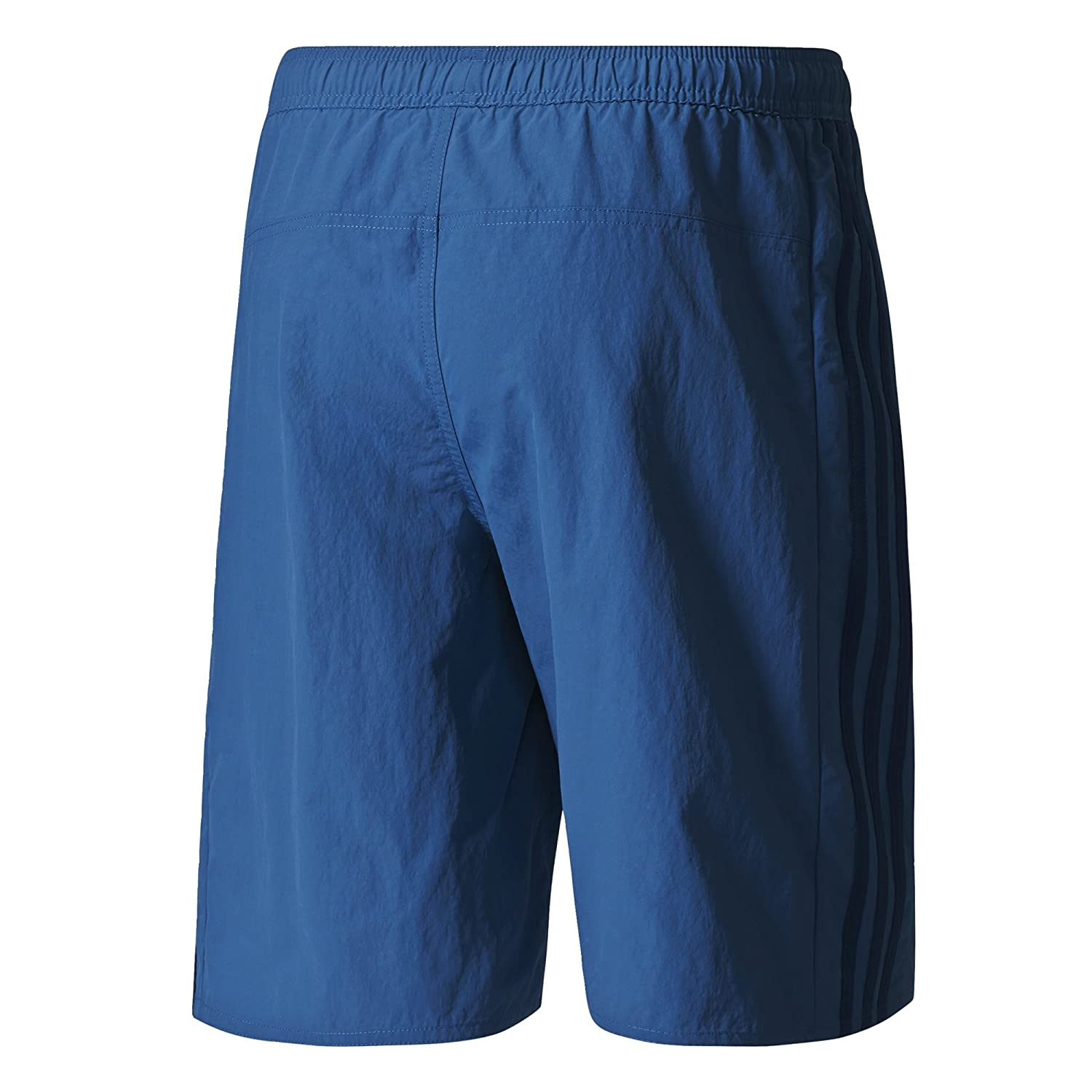 852cceda40 Adidas Boys 3-Stripes Classic Middle Length Swimming Shorts.: Amazon.co.uk:  Sports & Outdoors