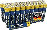 VARTA Industrial Pro Batterie AAA Micro Alkaline Batterien LR03 (umweltschonende Verpackung (40er Pack), Design kann abweiche