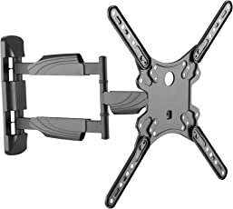 "Tono Systems 6 Way Swivel Tilt Tv Wall Mount For Lcd/Led Tv'S Upto 32"" To 49"" Inch For Flat Wall Or Corner Mounting With Vesa Upto 400 Mm"