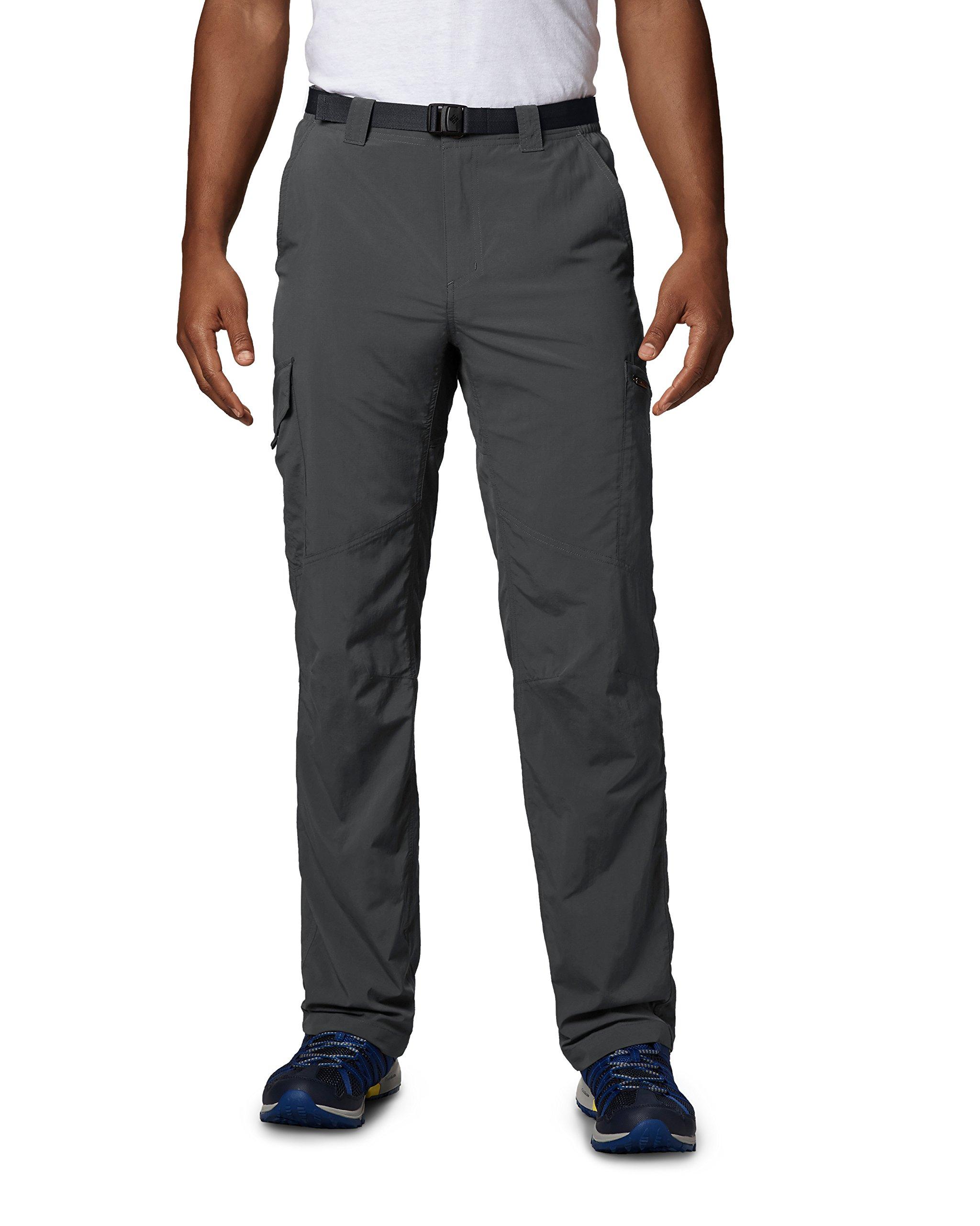 81Q117DwGSL - Columbia Men's Silver Ridge Cargo Pant Silver Ridge Cargo Pant