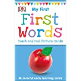 My First Touch and Feel Picture Cards: First Words (My 1st Tf Picture Cards)