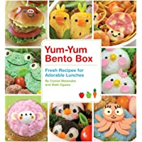 Yum Yum Bento Box  Fresh Recipes for Adorable Lunches