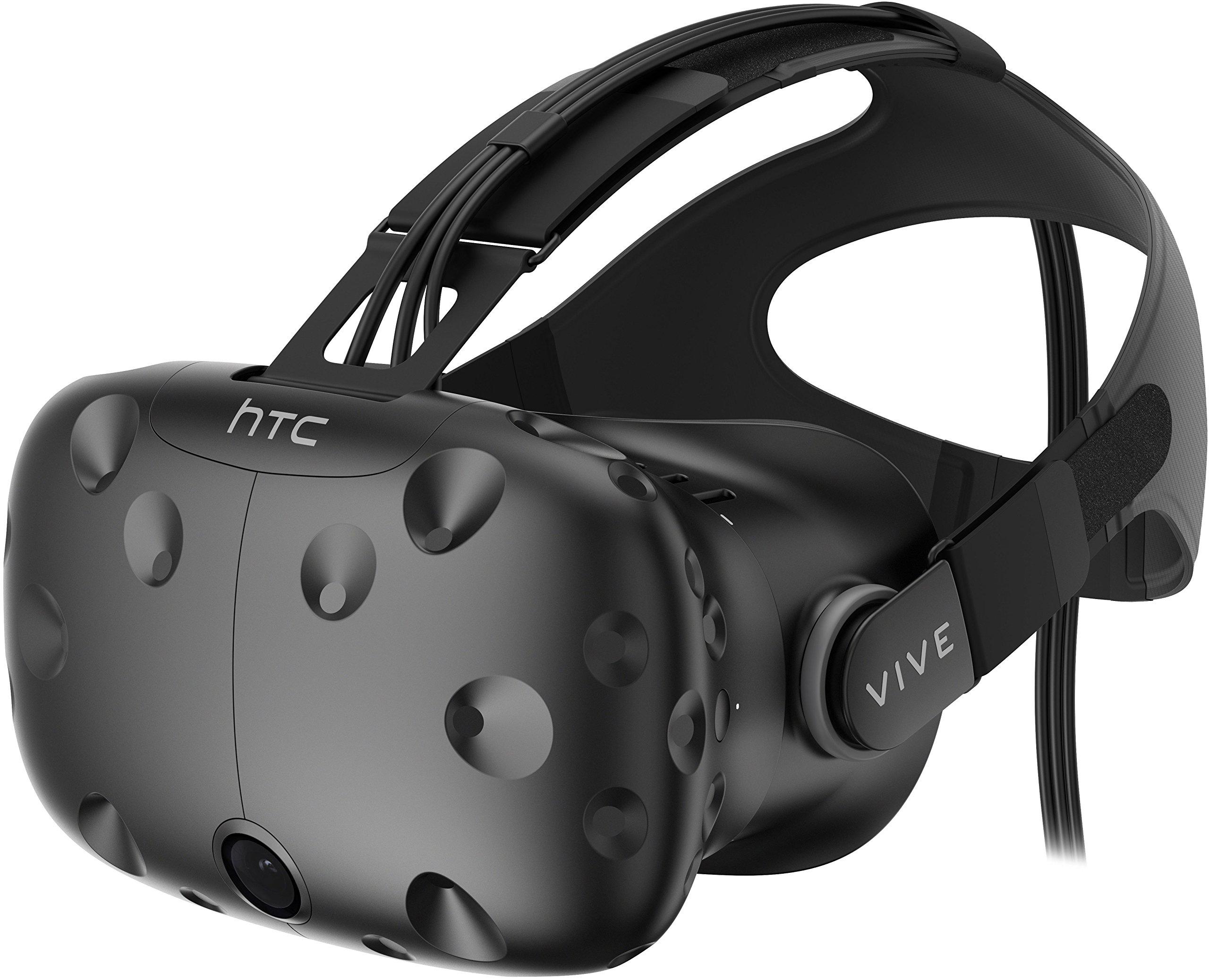 Casque de réalité virtuelle HTC Vive
