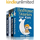 BEDTIME STORIES FOR KIDS COLLECTION (4 Books in 1): 20 Bedtime Stories, Just For Fun Activities, and More! (Fun Bedtime Story