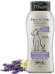 Wahl 820000 4-in-1 Shampoo, Lavender Chamomile 709 ML/24OZ