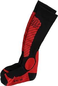 Cep Pro + Race Chaussettes de ski for Women Medium - Noir/rouge