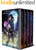 Rewriting Justice: The Complete D.C. Series: Justice Served Cold, Vengeance Served Hot, Bounty Hunter Inc, Beware The Hunter