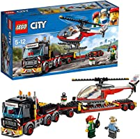 LEGO- City Great Vehicles Trasportatore Carichi Pesanti Giocattolo, Multicolore, 60183