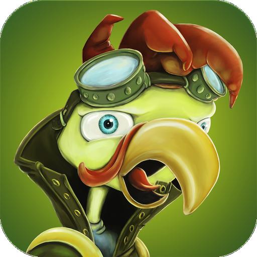 (Steampunk Chicken - Kostenlose Edition-Racing)