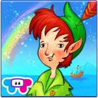 Peter Pan - Kids' Interactive Storybook and Games