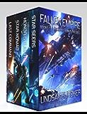 The Fallen Empire Omnibus (Books 1-3 and prequel) (English Edition)