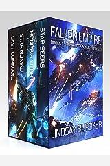 The Fallen Empire Omnibus (Books 1-3 and prequel) Kindle Edition