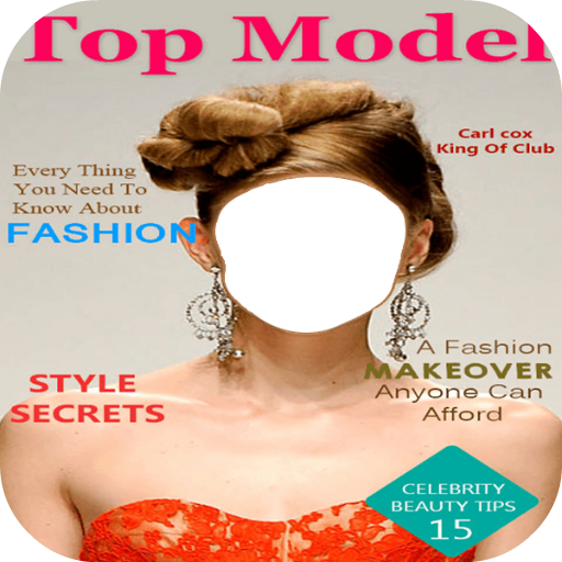 Magazine Cover Photo Effects -