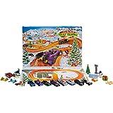 Hot Wheels GTD78-2021 adventskalender voor verzamelaars en kinderen, vanaf 3 jaar