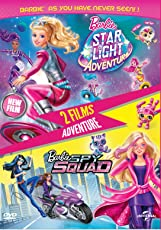 Barbie in a Star Light Adventure + Barbie: Spy Squad
