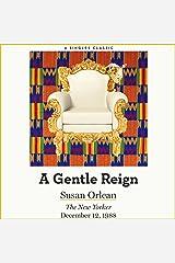A Gentle Reign Audible Audiobook