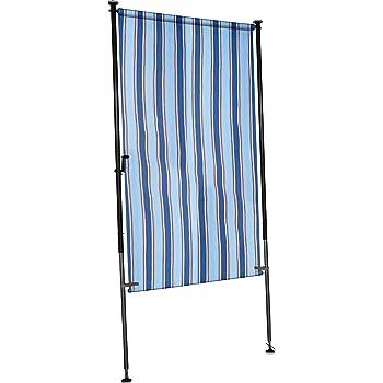 angerer balkon sichtschutz nr 9200 blau 150. Black Bedroom Furniture Sets. Home Design Ideas