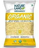 Natureland Organics Chana Besan 500 Gm