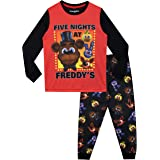 FIVE NIGHTS AT FREDDY'S Pijamas de Manga Corta para niños FNAF