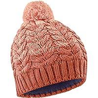 Salomon, Cappello con pon-pon da donna, Per sport invernali, POLY BEANIE