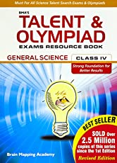 BMA's Talent & Olympiad Exams Resource Book for Class - 4 (EVS)