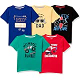 Longies Boy's Regular Fit T-Shirt