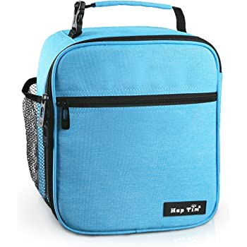91161372a1c9 Hap Tim Insulated Lunch Bag for Adults & Kids, 6.5L Cool Boys Lunch Box Bag  for Men Women, Tough & Spacious Cooler Bag Bento Lunch Boxes for Adults &  ...