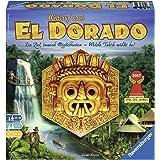 Ravensburger 26720 – El Dorado – strategispel, spel för vuxna och barn från 10 – 99 år – taktikspel som passar för 2-4 spelar