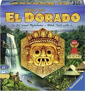 Ravensburger Spiele 26720 - Wettlauf nach El Dorado