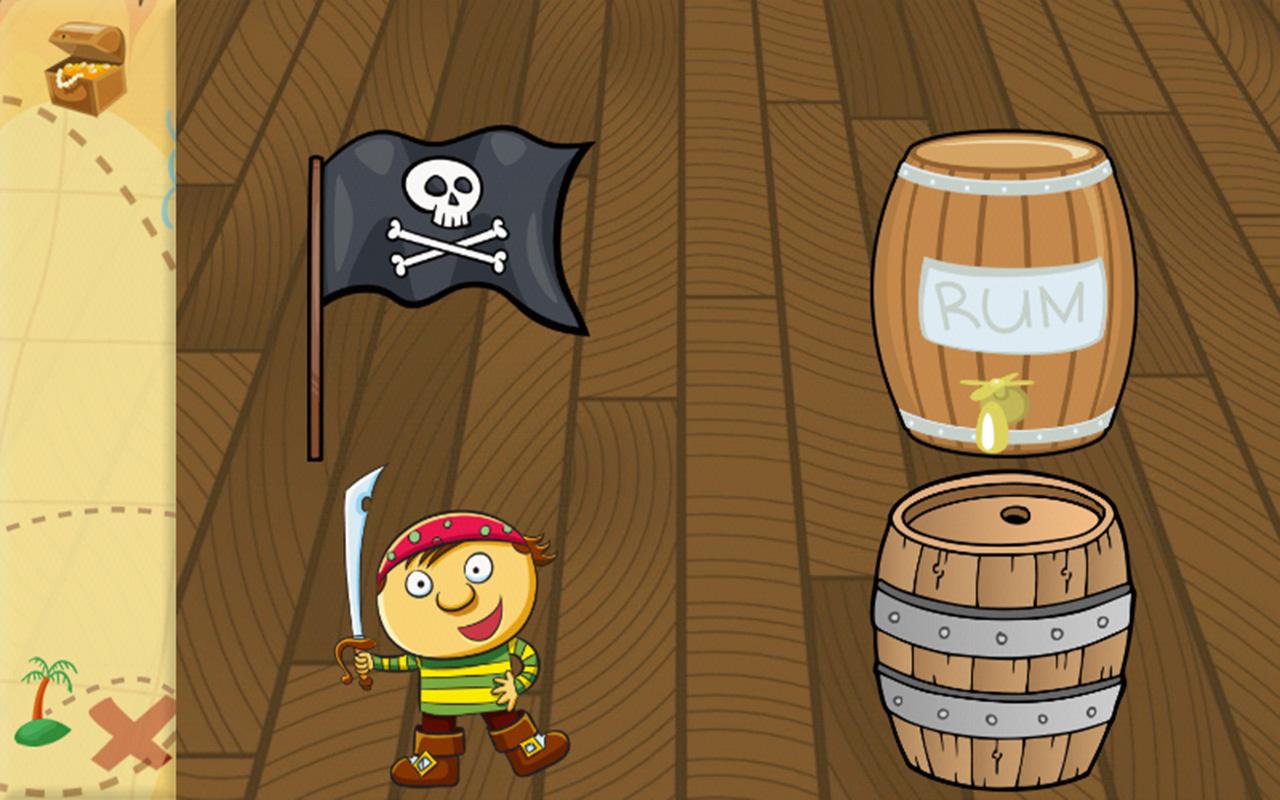 Giochi gratis pirati