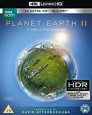 Planet Earth II (4k UHD Blu-ray + Blu-ray)