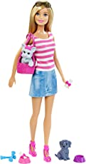 Barbie Pets, Multi Color