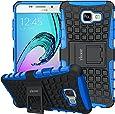 ykooe Galaxy A5 Hülle (2016), (TPU Series) Samsung Galaxy A5 Dual Layer Hybrid Handyhülle Drop Resistance Handys Schutz Hülle mit Ständer für (2016) Samsung Galaxy A5 (Blau)
