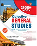 Objective General Studies (21000+MCQ's) Based On NCERT (Section wise And Chapterwise MCQ'S)