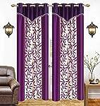 Saawaan Premium Printed Kolaveri Designer Curtain