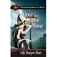 Once in a Brew Moon (A Supernatural Speakeasy Cozy Mystery Book 7) (English Edition)