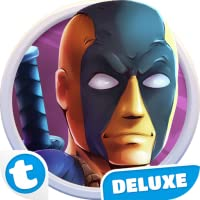 Superhero Chase 3D - The Lost Trust DELUXE