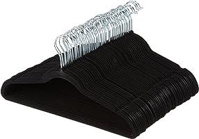 AmazonBasics - Gruccia in velluto per abiti da uomo, 30 pezzi