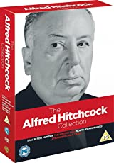 The Alfred Hitchcock: Master of Signature 4 Movies Collection: Dial M for Murder + The Wrong Man + North by Northwest + Strangers on a Train (4-Disc Box Set) (Slipcase Packaging + Fully Packaged Import)