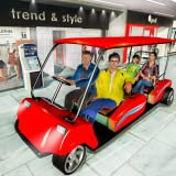 Centre commercial Radio Taxi: Voiture Driving Taxi Jeux...